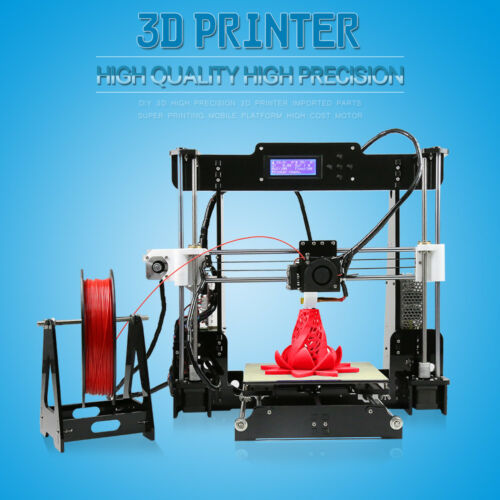 0.4mm Support ABS HIPS Anet® A8 DIY 3D Printer Kit 1.75mm PLA