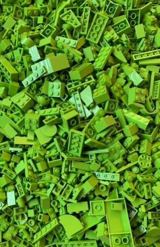 CHOICE OF COLOR /& QTY LEGO 100 PIECES FROM BULK SORTED LOT RANDOM SELECTION