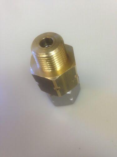 """Suttner ST-301 High Pressure Bearing Swivel 3//8/""""F x 3//8/""""M NPT 1000-5070 psi"""