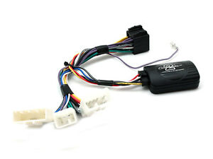 Yaris Verso Corolla Pioneer Adapter f/ür Lenkradfernbedienung bei Toyota Auris Avensis
