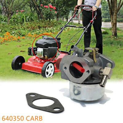 CARBURETOR Carb for Tecumseh 640350 640303 640271 Sears Craftsman MTD Lawn Mower