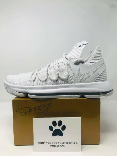 610dc8e091f Nike Zoom Kd10 KD 10 X Wolf Grey-cool Grey Sz 11 897815-007 for sale ...