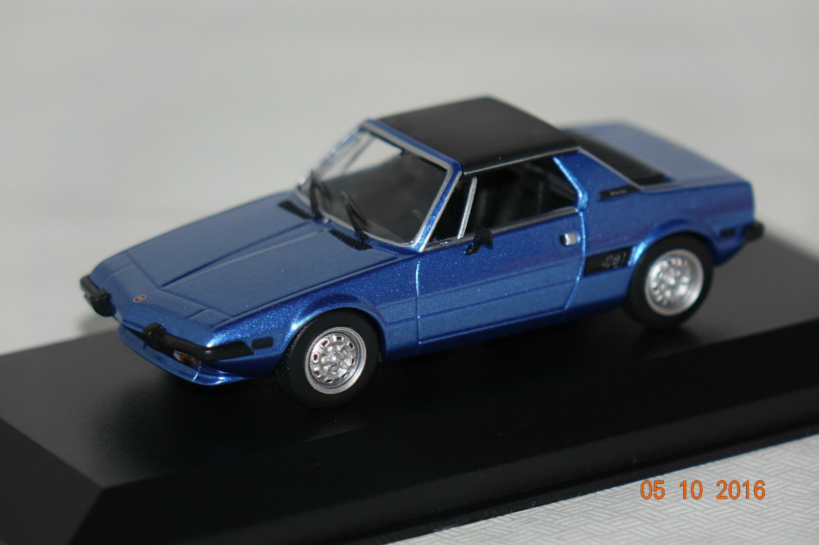 Fiat x1   9 1974 blau 1 43 maxichamps minichamps neu & ovp 940121661