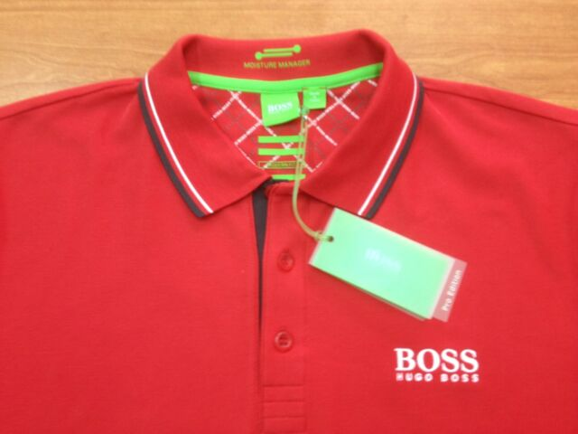 hugo boss green label