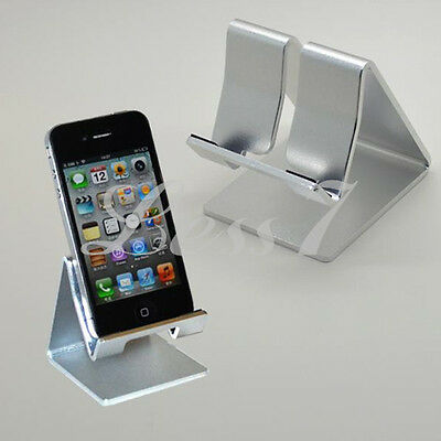 For iPad iPhone Mobile Phone Hotsale Smart Tab Aluminum Stand Stander Holder CA