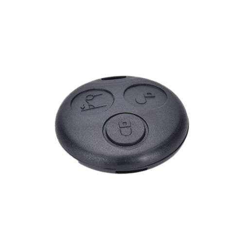3 Button Remote Key Shell Case Replacement Fob for SMART Fortwo Mercedes BenzLD