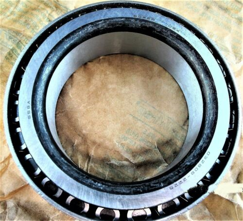 """Fresh in Sealed Military BB17 3.6250/"""" 598A Bower Tapered Roller Bearing"""
