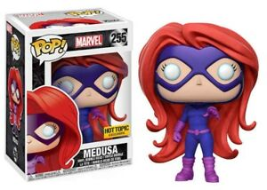 MEDUSA-Marvel-Funko-Pop-Heroes-vinyl-figure-LIMITED-EDITION