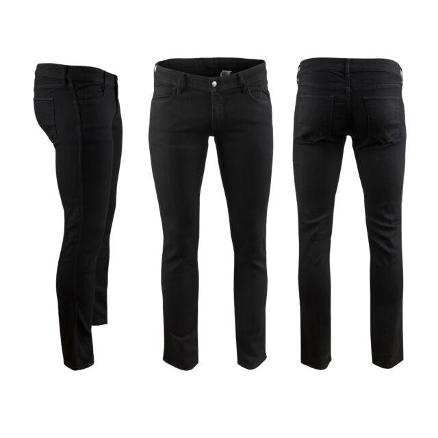 Mens Boys Designers Branded Denim Skinny Slim Fit Denim Mens Jeans Trouser Chino