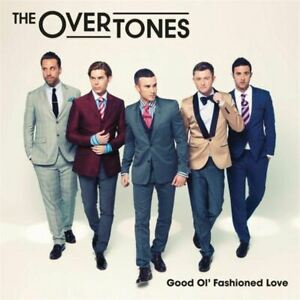 THE-OVERTONES-good-ol-039-fashioned-love-CD-Album-Doo-Wop-Vocal-Pop-very-good