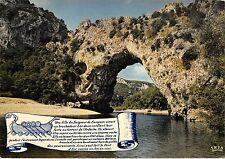 BR51649 Le pont d arc une des merveilles de la nature France