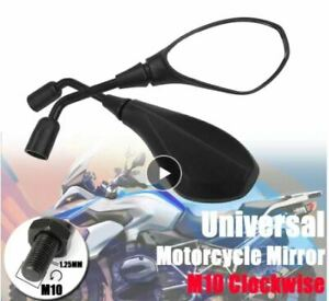BMW REPLACEMENT MIRRORS FOR ALL BIKES WITH STANDARD 10MM THREAD AND 1.25 PITCH