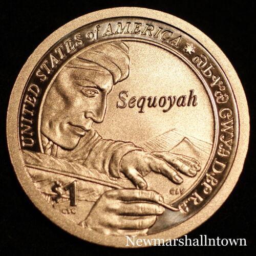 2017 P+D+S+S Native American Proof and Enhanced Sacagawea Mint Set