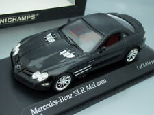 Mercedes Mclaren Slr Chrome Model Scale 1 43 Ebay