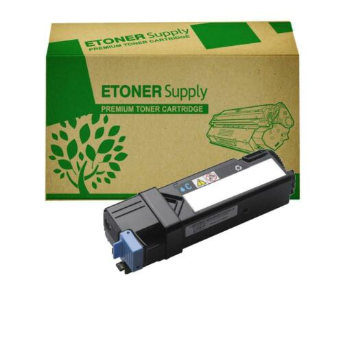 1 pack 2150 Cyan Toner fits Dell 2155cdn Printer FREE SHIPPING!