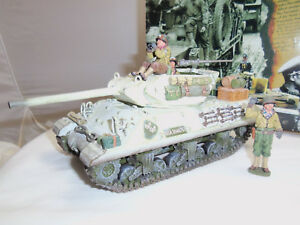 KING-AND-COUNTRY-BBA11-US-ARMY-M10-TANK-DESTROYER-MILITARY-VEHICLE-CREW