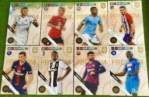 Panini-Adrenalyn-XL-FIFA-365-2019-Limited-Rare-Multiple-Power-Gold-German-Club
