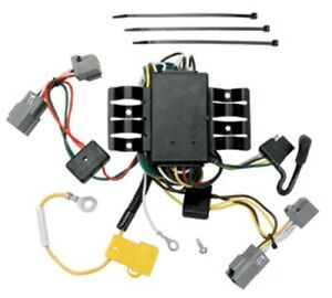 Trailer Hitch Wiring Tow Harness For Volvo XC90 2009 2010 ...