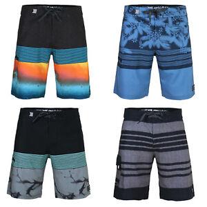 Men/'s Teen/'s Quick Dry Board Shorts 34 Size NWT Wear Novelty Swim Trunks Blue