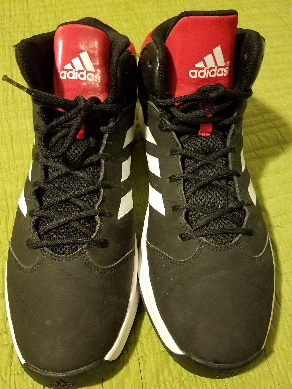 adidas - schwarz - weiße high - größe top sneakers bei uns größe - 13 sportschuhe eef34e