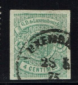 Luxembourg-Scotts-27-Used-VF-Lot-011816