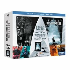 Star Trek: Into Darkness 3D (E.Store Exclusive 'The Villain' Ed Blu-ray Boxset)