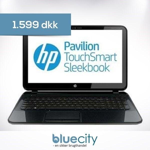 "HP HP TouchSmart Sleekbook 15-b156eo 15,6"" 1...."
