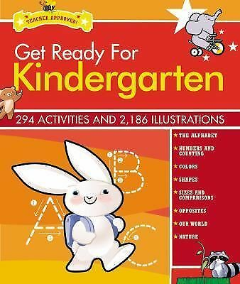 Get Ready for Kindergarten Revised and Updated (Get Ready (Black Dog & Leventhal