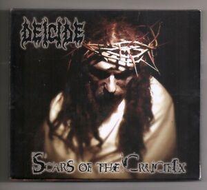 Deicide-Scars-of-the-Crucifix-U-K-2004-Digipak-CD-Satanic-Death-Metal