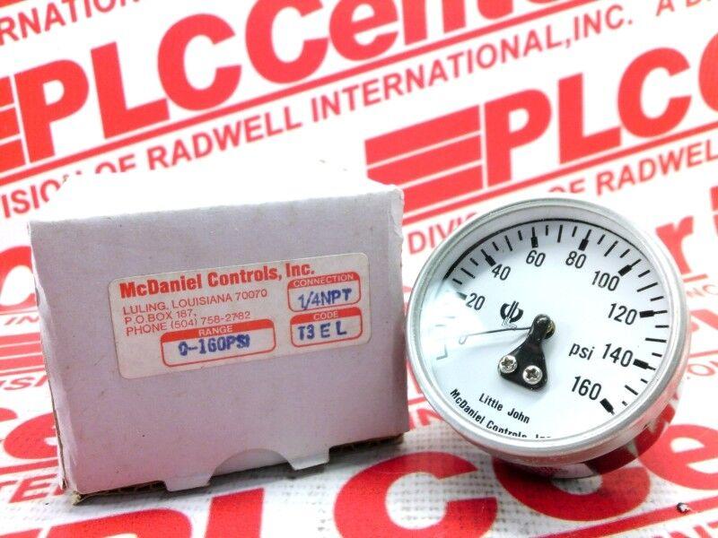MCDANIEL CONTROLS T3EL   T3EL (RQANS2)