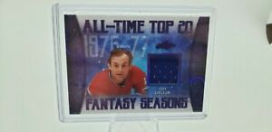 2019-20-Leaf-ITG-Used-Hockey-GUY-LAFLEUR-Fantasy-Season-All-Time-Top-20-Relic