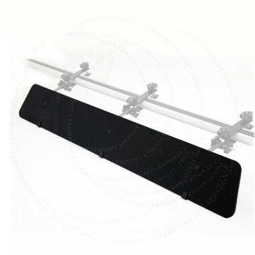For Mazda Air Aerodynamic Wind Fairing Roof Top Cross Bar Rack Air Deflector