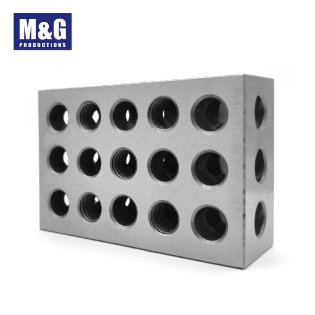 2 pc 25x50x75mm Block set.