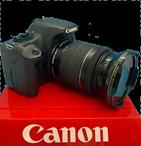 HD-Lente-Gran-Angular-Macro-para-Canon-EOS-con-EF-S-18-55mm-f-3-5-5-6-IS-II-Len