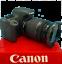 HD-Lente-Gran-Angular-Macro-para-Canon-EOS-con-EF-S-18-55mm-f-3-5-5-6-IS-II-Len miniatura 1