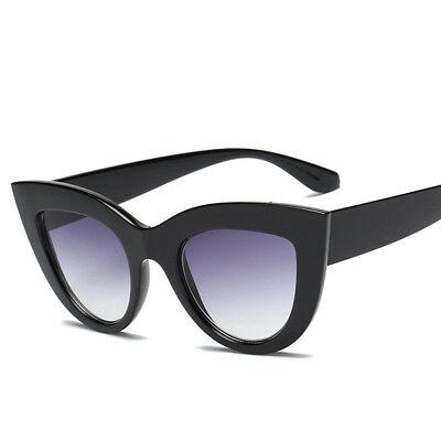 2018 Vintage Women Ladies Cat Eye Retro Style Rockabilly Sunglasses Eye Glasses