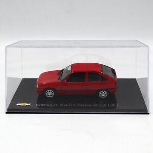 IXO-Altaya-escala-1-43-De-Chevrolet-Kadett-escotilla-SL-1-8-1991-Diecast-Modelos-Juguetes-Coche