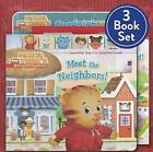 Daniel Tiger Shrink-Wrapped Pack #1: Goodnight, Daniel Tiger; Meet the Neighbors!; Welcome to the Neighborhood by Various (Board book, 2016)