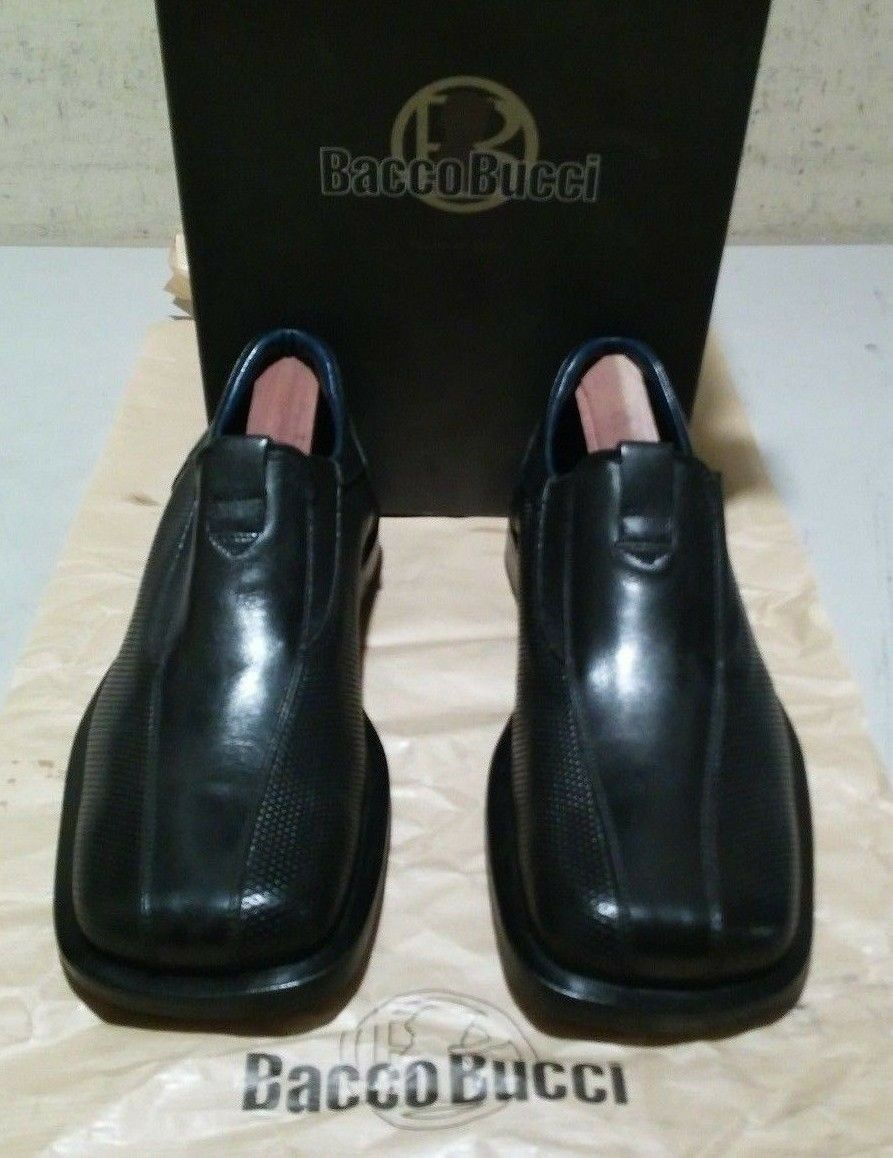 New Bacco Bucci Alonzo 7 EE black (402)