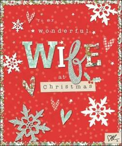 Wonderful wife kirsty allsopp christmas greeting card special xmas image is loading wonderful wife kirsty allsopp christmas greeting card special m4hsunfo