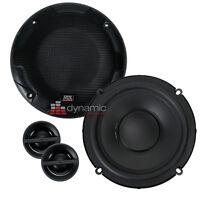 Mtx Audio Terminator65 Car 6-1/2 2-way Terminator Series Component Speakers