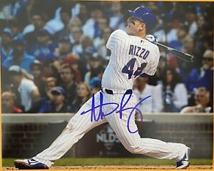 Anthony-Rizzo-CHICAGO-CUBS-signed-autographed-8X10-Photo-COA