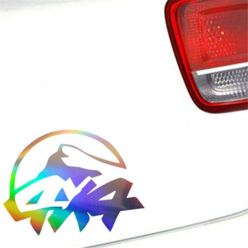 4x4 Off Road Funny Decal Car Window Door Motorcycle Truck Van Vinyl Art Sticker