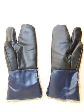 Alte DDR Motorradhandschuhe neuwertig, Handschuhe für Oldtimer Motorrad