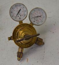 Victor Vts 452 B Regulator With Gauges Hydrogen Methane Natural Gas Service