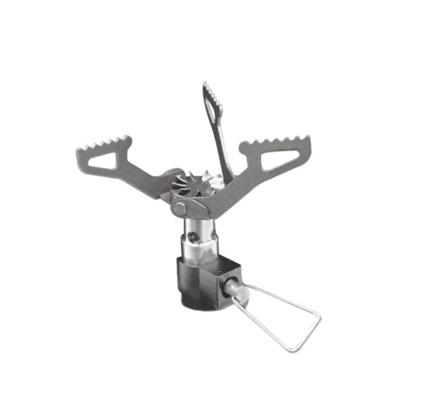 BRS Ultralight Camping Gas Stove Outdoor Burner Cooking Stove 25g BRS-3000T