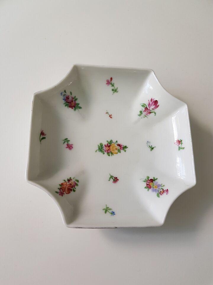 Porcelæn, Skål, askebæger