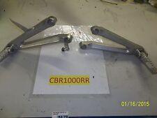 2004 HONDA CBR1000RR REAR FOOT PEGS  USED