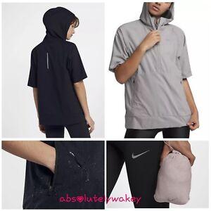 664808b0446a Nike Flex Women s Short-Sleeve Running Packable (Durable Water ...