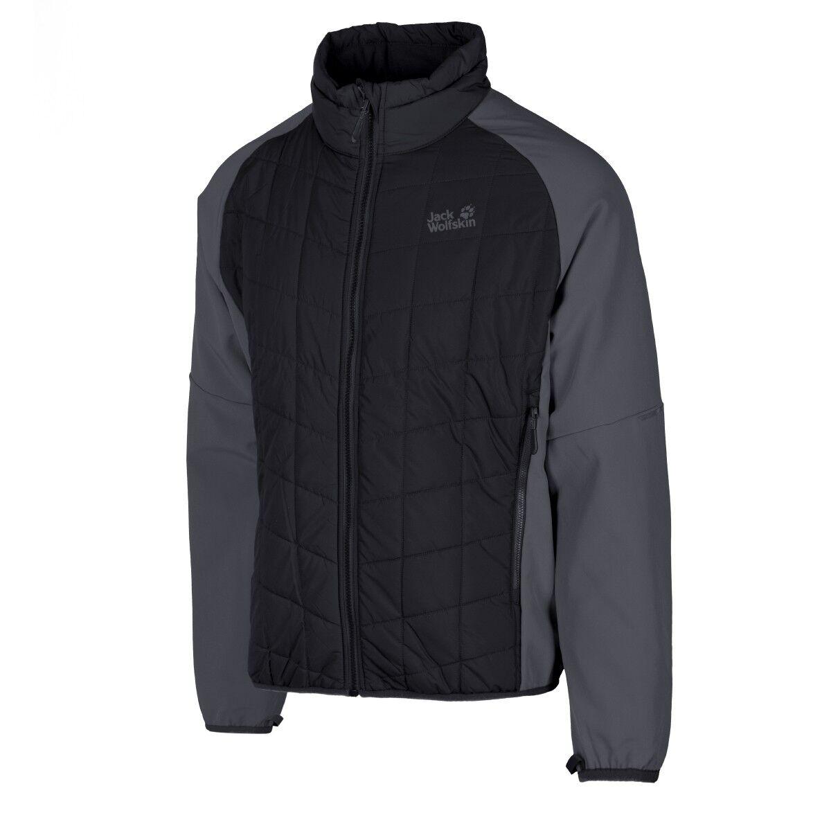 Jack Wolfskin prados Hybrid Jacket Men señores outdoor chaqueta 1204291-6000